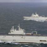 Kaks Mistral klassi laeva, Mistral ja Tonnerre